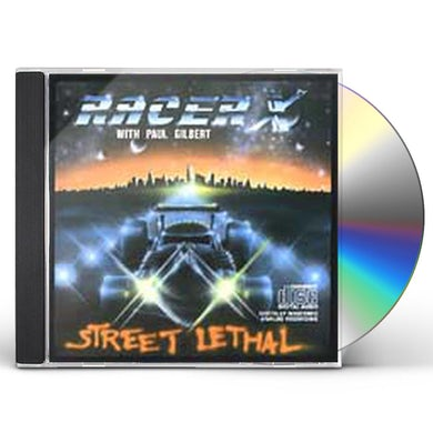 Racer X STREET LETHAL CD