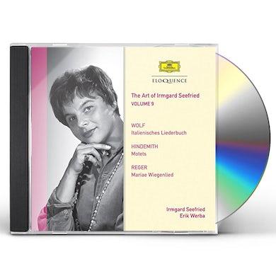 IRMGARD SEEFRIED 9 CD