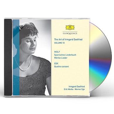 IRMGARD SEEFRIED 10 CD
