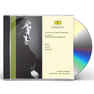 IRMGARD SEEFRIED 11 CD