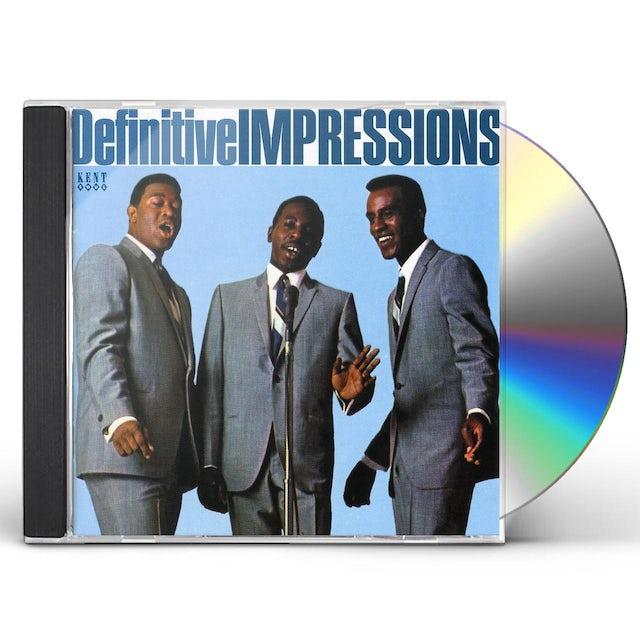 DEFINITIVE IMPRESSIONS CD