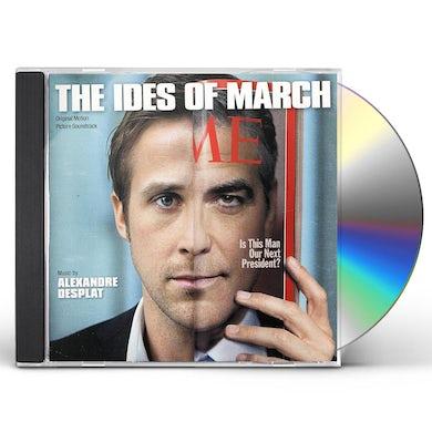 Alexandre Desplat IDES OF MARCH (SCORE) / Original Soundtrack CD