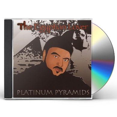 Egyptian Lover PLATINUM PYRAMIDS CD