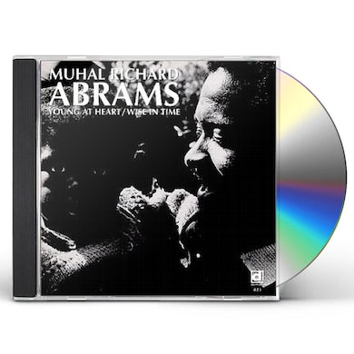 Muhal Richard Abrams YOUNG AT HEART & WISE IN TIME CD