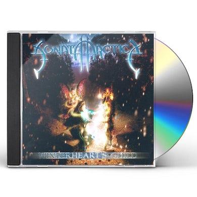 Sonata Arctica WINTERHEART'S GUILD CD