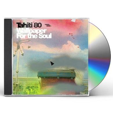 Tahiti 80 WALLPAPER FOR THE SOUL CD