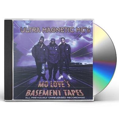 UltraMagnetic MC's Mo Love's Basement Tapes CD