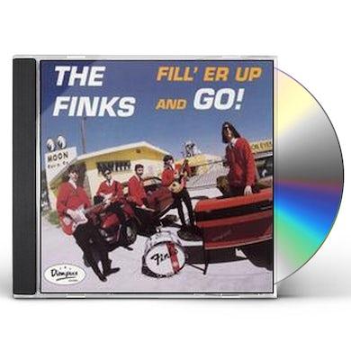 Finks FILL ER UP & GO CD