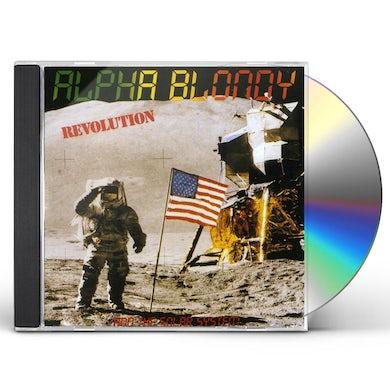 Alpha Blondy REVOLUTION CD