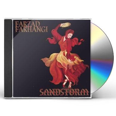 Farzad Farhangi SANDSTORM CD