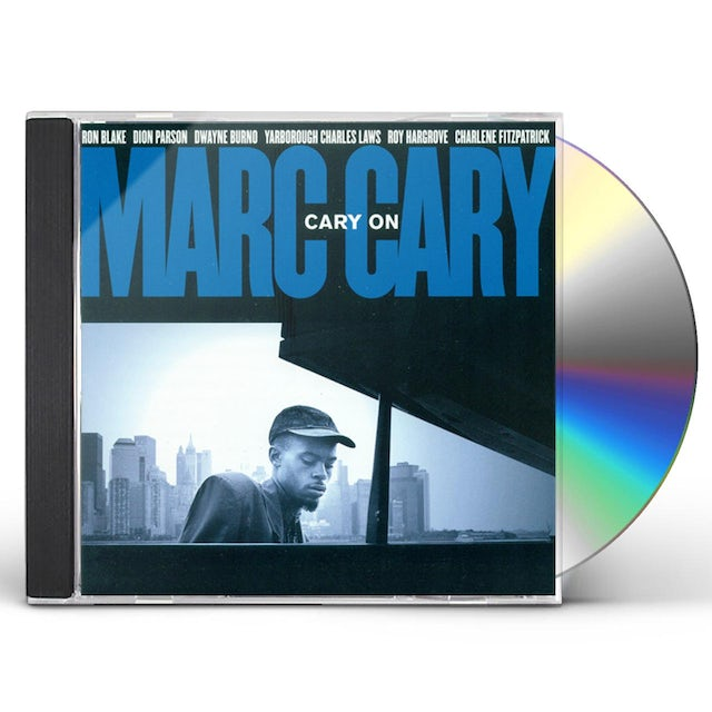 Marc Cary