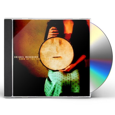 Abigail Washburn SONG OF THE TRAVELING DAUGHTER CD