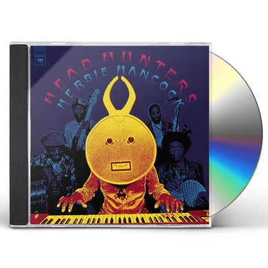 Herbie Hancock HEADHUNTERS CD
