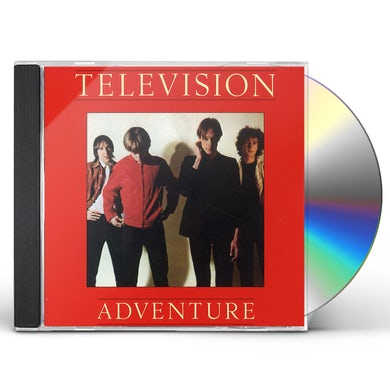 Television ADVENTURE CD