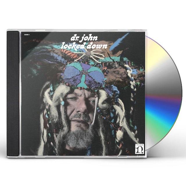 Dr. John LOCKED DOWN CD