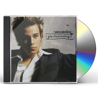 Ryan Cabrera YOU STAND WATCHING CD