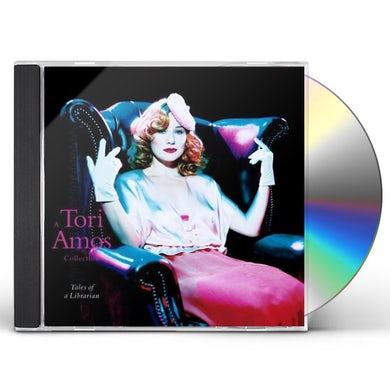 TALES OF A LIBRARIAN - A Tori Amos COLLECTION CD