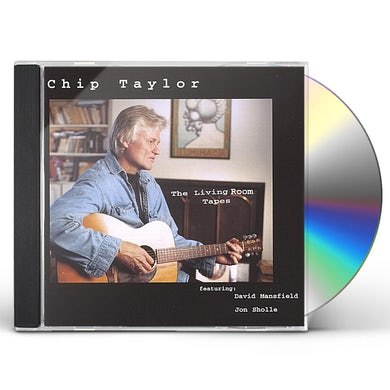 Chip Taylor LIVING ROOM TAPES CD