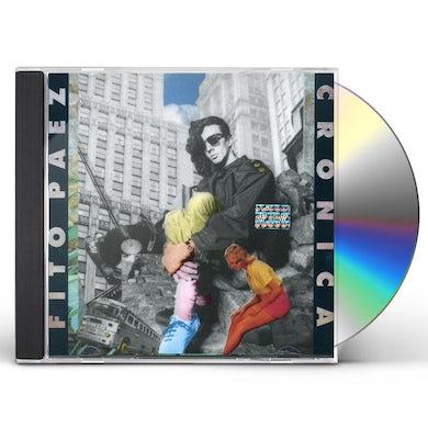 Fito Paez CRONICA CD
