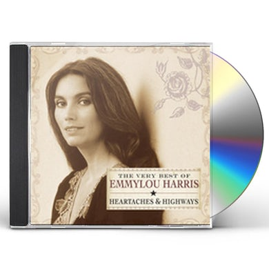 VERY BEST OF EMMYLOU HARRIS CD