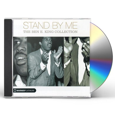 Ben E King STAND BY ME: THE PLATINUM COLLECTION CD