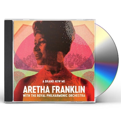 BRAND NEW ME: Aretha Franklin   WITH ROYAL PHIL ORCH CD