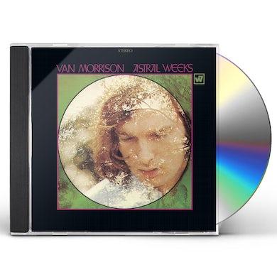 Van Morrison ASTRAL WEEKS CD