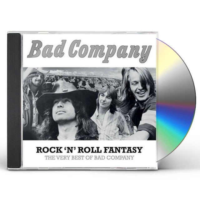 ROCK N ROLL FANTASY: THE VERY BEST OF BAD COMPANY CD