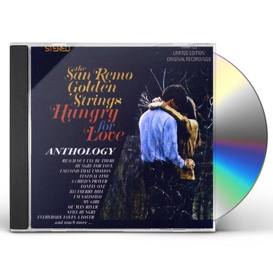 San Remo Golden Strings ANTHOLOGY / HUNGRY FOR LOVE CD