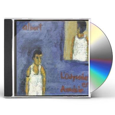 Albert ODYSSEE EN AMNESIE CD