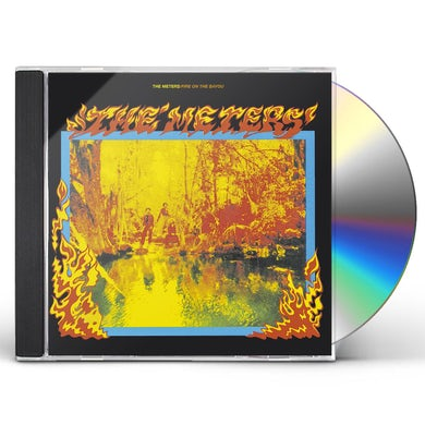 Meters Fire On The Bayou CD