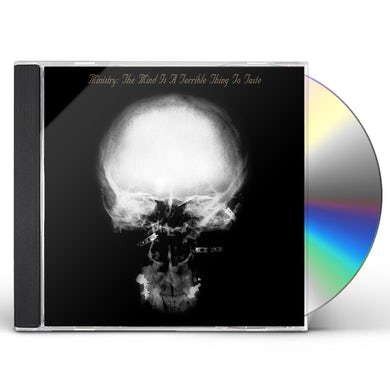 Ministry The Mind Is A Terrible Thing To Taste CD