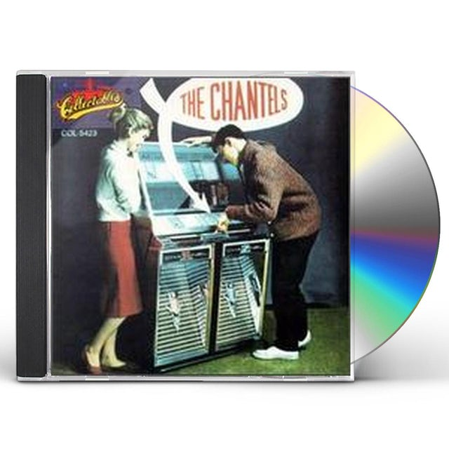 Chantels CD