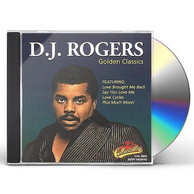 DJ Rogers GOLDEN CLASSICS CD