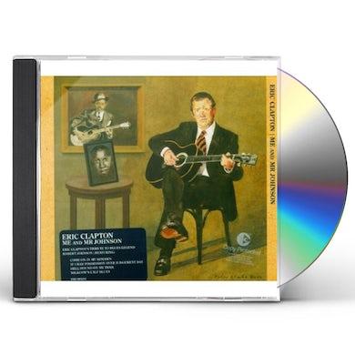 Eric Clapton ME & MR JOHNSON CD