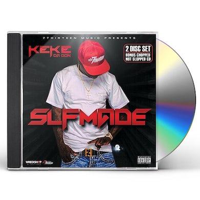 Lil Keke SLFMADE CD