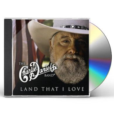 Charlie Daniels LAND THAT I LOVE CD