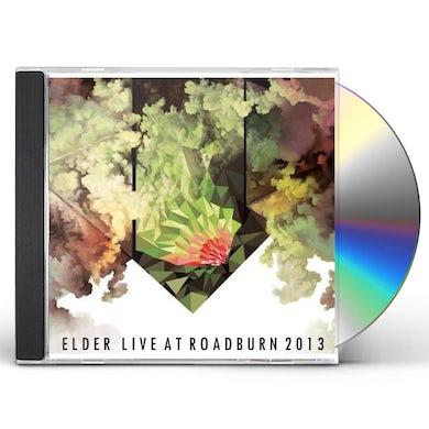 Elder LIVE AT ROADBURN CD