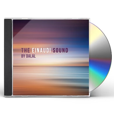 EINAUDI SOUND BY DALAL CD