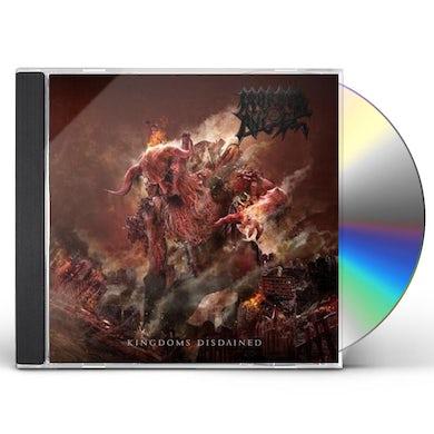 Morbid Angel Kingdoms Disdained (LTD ED) CD