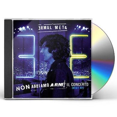 Ermal Meta NON ABBIAMO ARMI: IL CONCERTO CD
