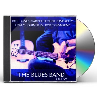 BEST OF BLUES BAND CD