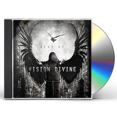Vision Divine BEST OF CD
