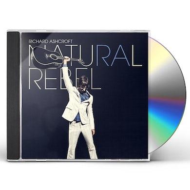 Richard Ashcroft NATURAL REBEL CD