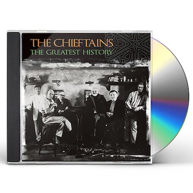 Chieftains GREATEST HISTORY CD