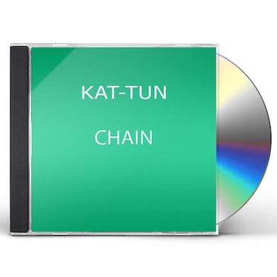 KAT-TUN CHAIN CD