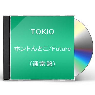 TOKIO HONTONTOKO/FUTURE CD