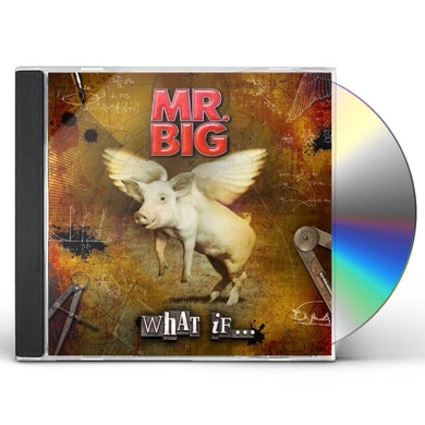 Mr Big WHAT IF CD
