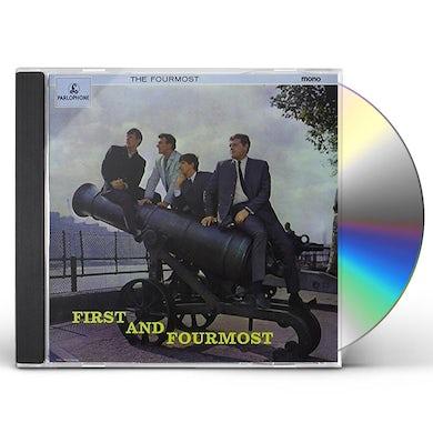 FIRST & FOURMOST CD