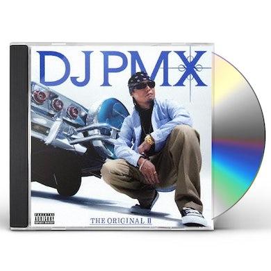 DJ PMX ORIGINAL 2 CD